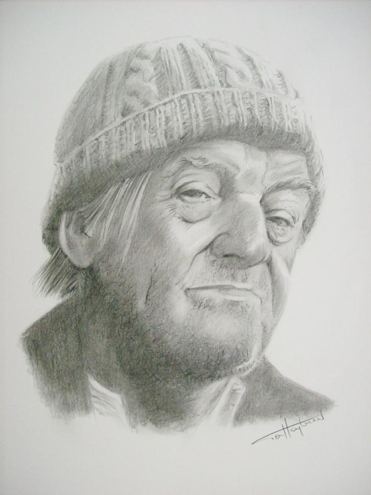 Bill Owen por Tom-Heyburn